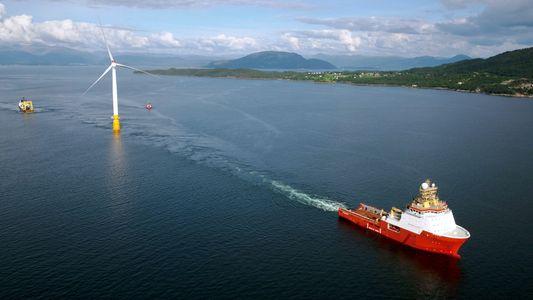 Veja o Primeiro Parque Eólico Flutuante do Mundo