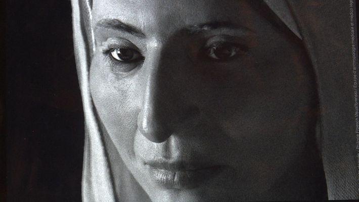 É esta a cara de Maria Madalena?