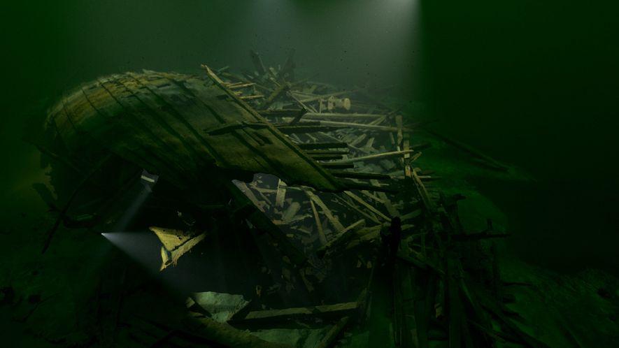 Novas animações revelam detalhes sobre navio de guerra amaldiçoado