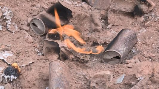 Este Fogo Subterrâneo Arde Há 59 Anos
