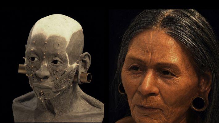 Exclusivo: A Cara de Uma Antiga Rainha É Revelada pela Primeira Vez