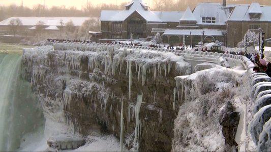 Por Que Razão Não Congelam as Cataratas do Niágara
