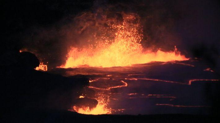 Como a Erupção do Kilauea Afetou Esta Comunidade Havaiana