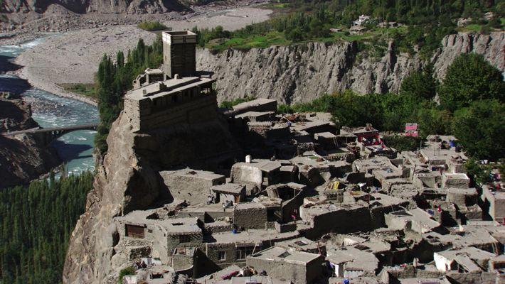 Veja Fortes Medievais Escondidos Entre as Montanhas do Paquistão.