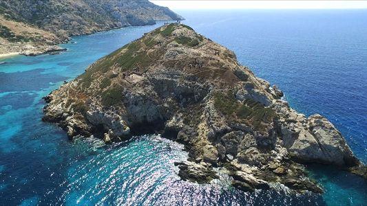 Numa Ilha Grega, Pistas Para Uma Civilização Misteriosa