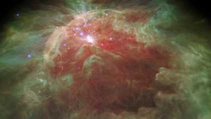 Explore a Nebulosa de Órion Através Desta Visualização 3-D