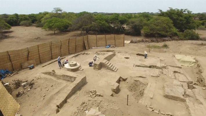 Explore um Ancestral Salão de Festas Peruano