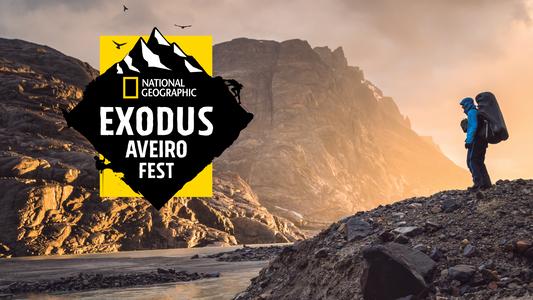 O National Geographic Exodus Aveiro Fest Traz a Portugal os Melhores Fotógrafos e Videógrafos de Viagens ...