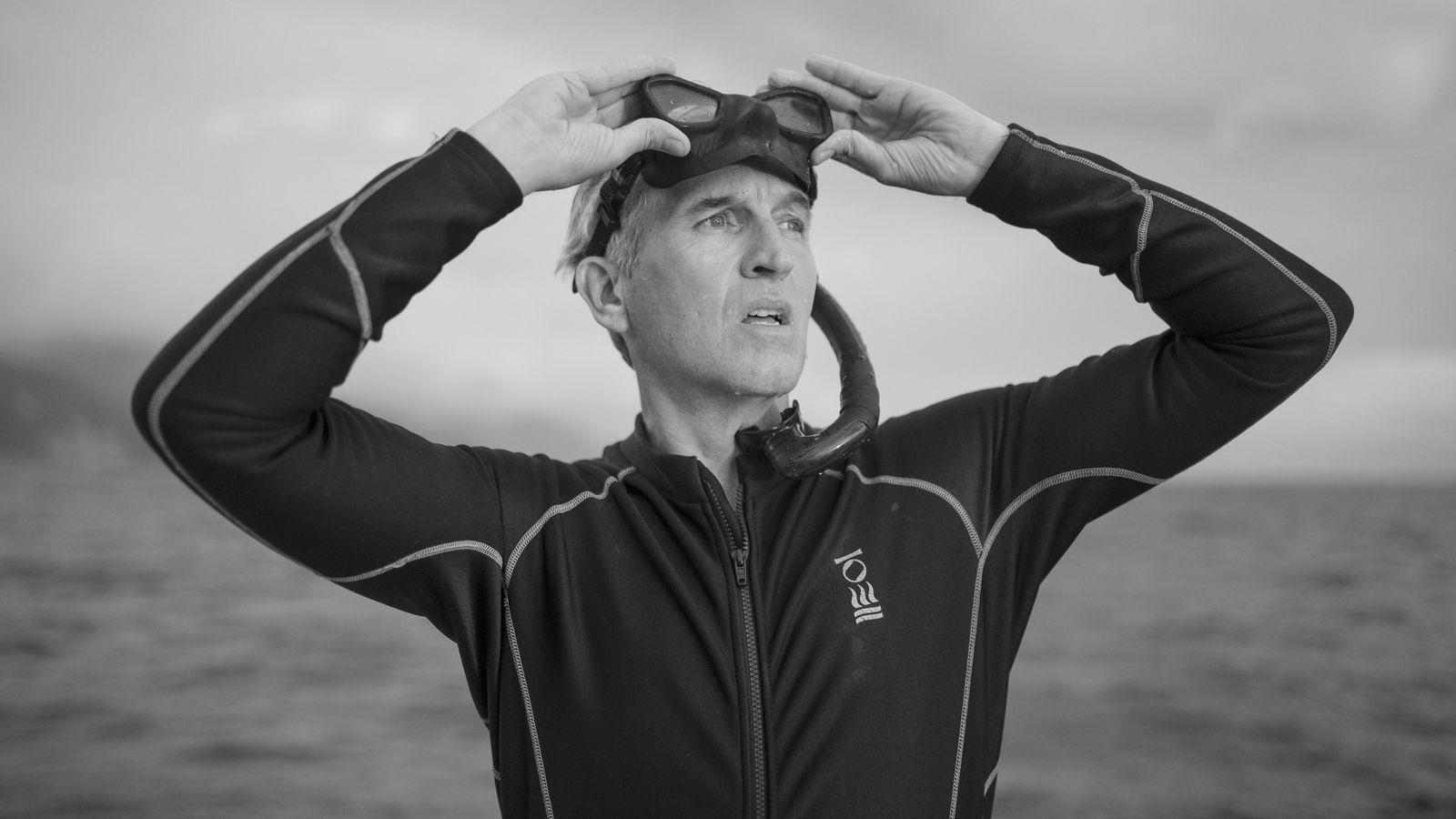 Brian Skerry, a Voz da Conservação Marinha