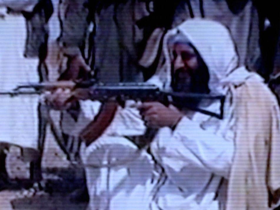 A Morte de Osama Bin Laden