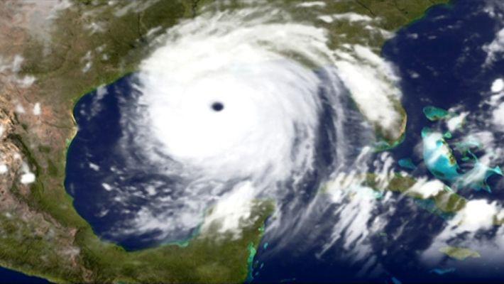 Os terriveis dados do furacão Katrina