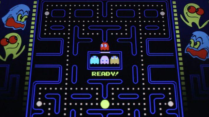 Pac Man – Um Ícone dos Anos 80.