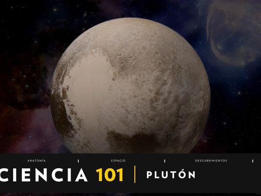 O ABC da Ciência - Plutão