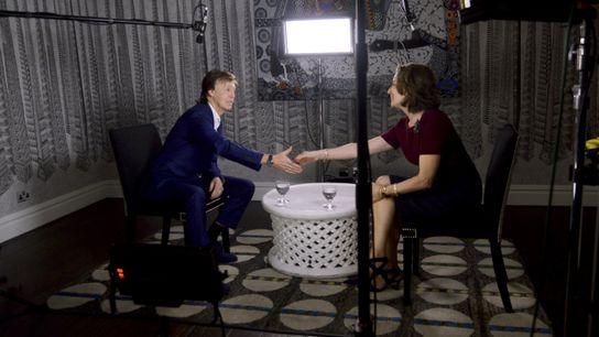 Entrevista da National Geographic a Paul McCartney
