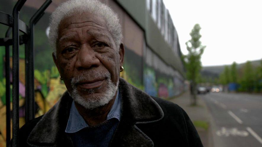 Trailer A nossa história com Morgan Freeman