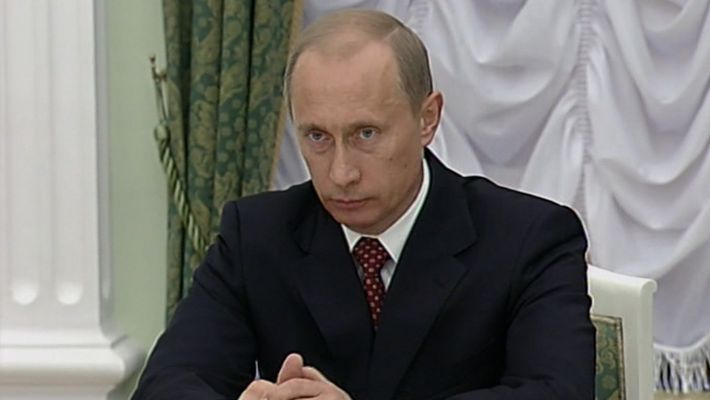 Putin and the corruption