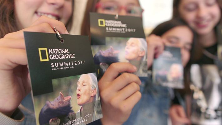 Resumo do 1º dia do National Geographic Summit 2017