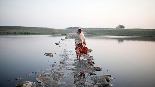 O Rio Mais Poluído do Mundo Revelado em Fotografia
