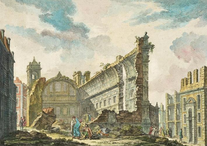 Ruínas da Igreja de São Nicolau
