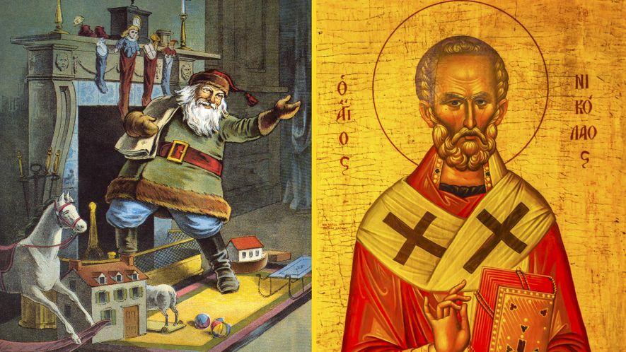 Quem foi São Nicolau?