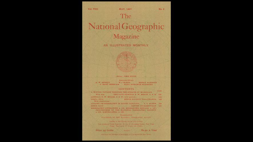 Veja 130 Anos de Capas da National Geographic em Menos de 2 Minutos