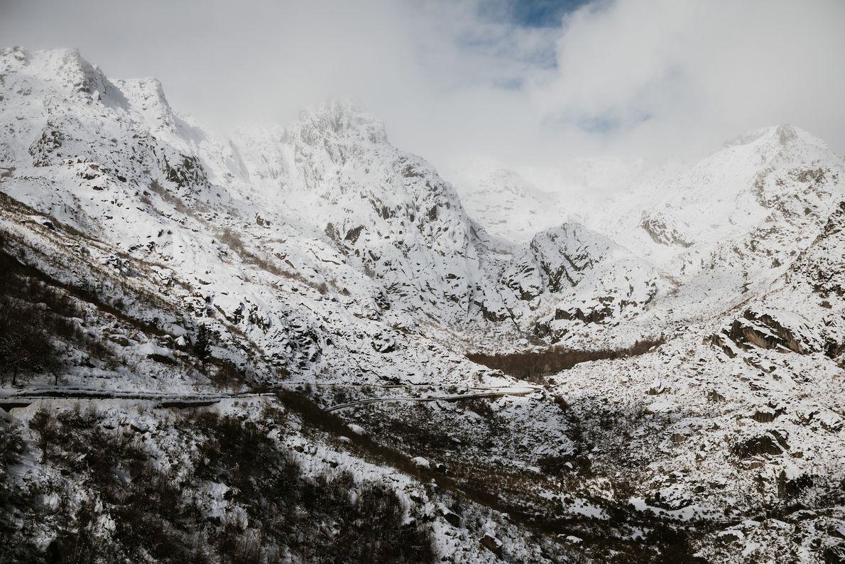 Vista do Vale Glaciar.