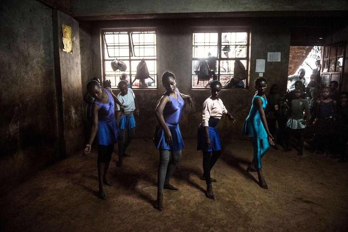 dança quénia ballet 2