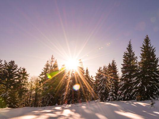 O que é um solstício?