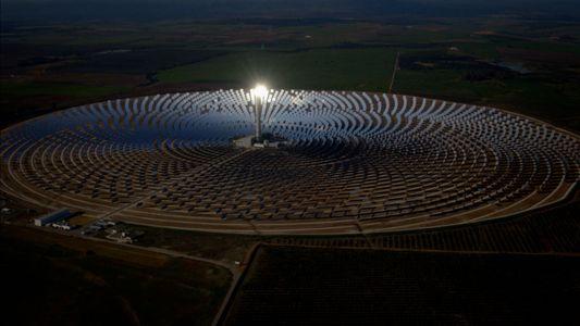 Usina solar espanhola