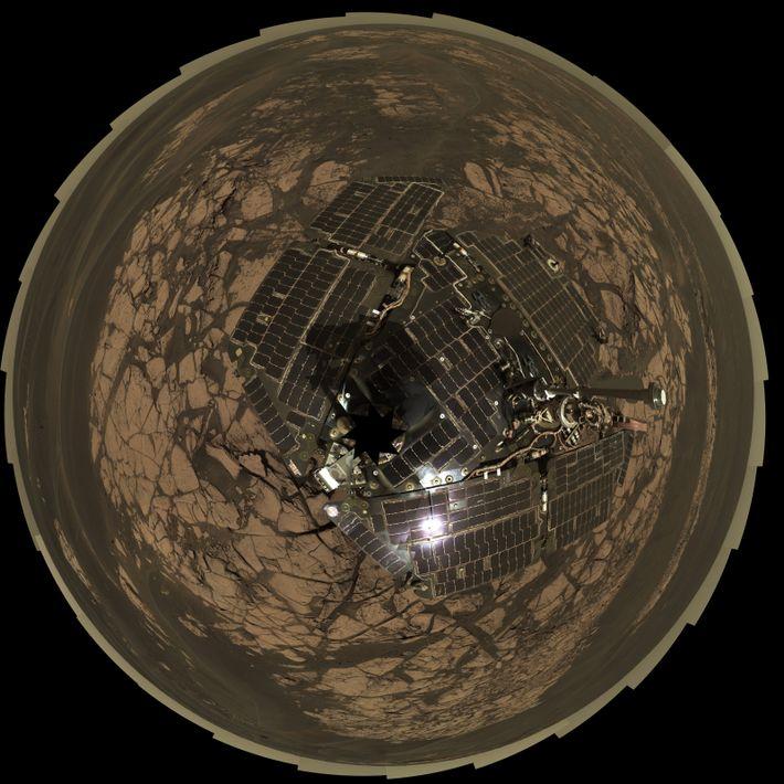 Expedição Marte