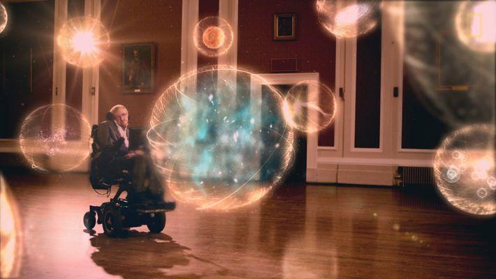 Em Memória de Stephen Hawking: Como se Formou o Universo