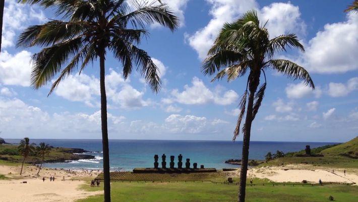 Explore os Mistérios de Moai na Ilha de Páscoa