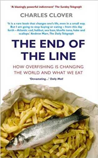 Fotografia da capa do livro The End of The Line