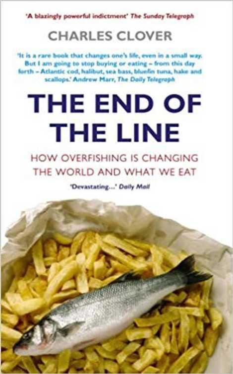 Livro 'The End of The Line' de Charles Clover