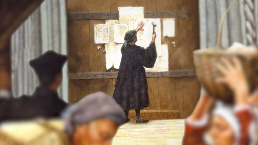 Factos Sobre História: A Reforma Protestante
