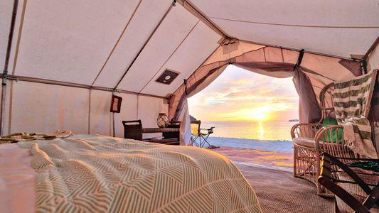 Não lhe Chame Glamping: Conheça 10 Fantásticos Acampamentos de Luxo