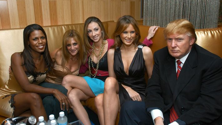Trump and the transexual