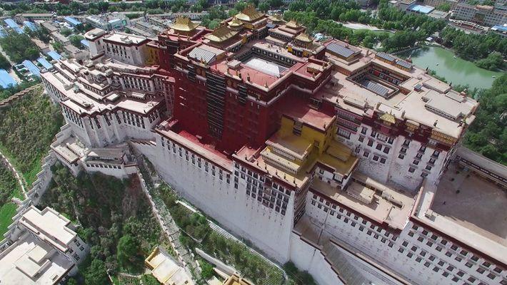 Veja o Palácio Potala, o Coração Icónico do Budismo Tibetano