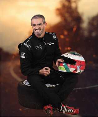 Manuel Gião, piloto profissional