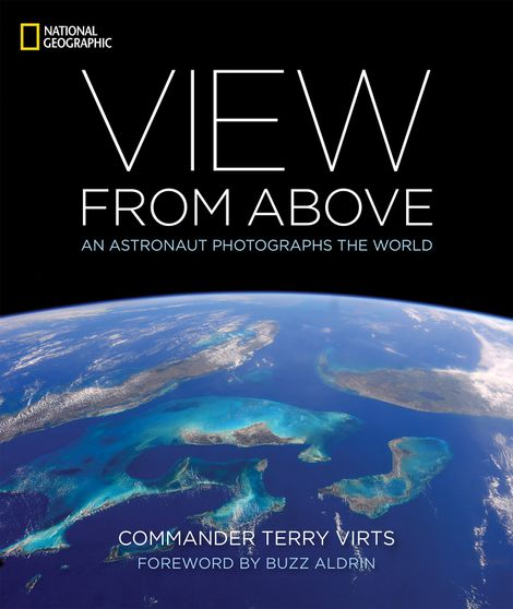 Capa do livro de Terry Virts, View from Above