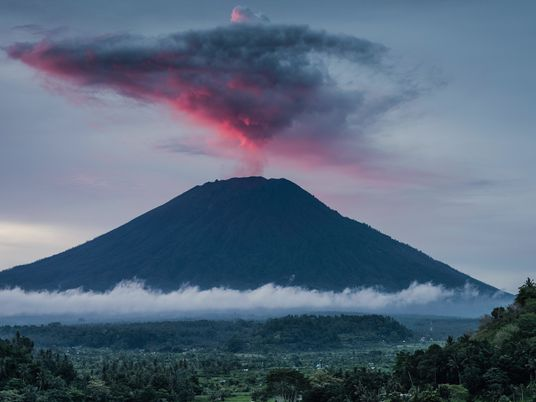 Factos sobre Vulcões