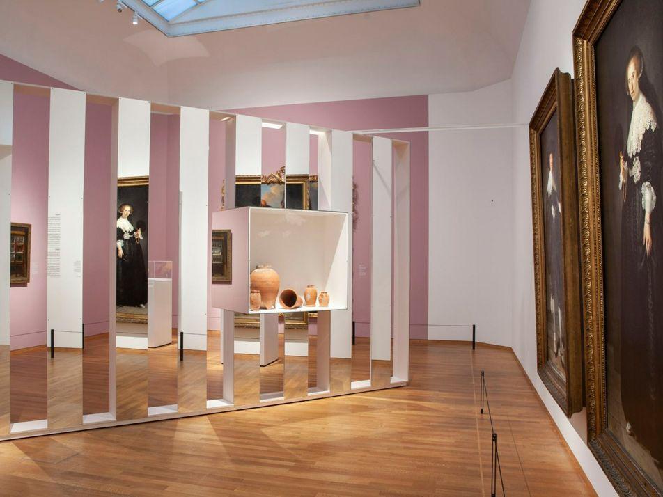 """Fotografias da exposição """"Escravatura"""" do Rijksmuseum"""