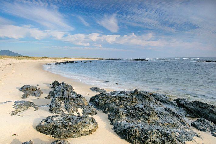 Praia do Canto Marinho