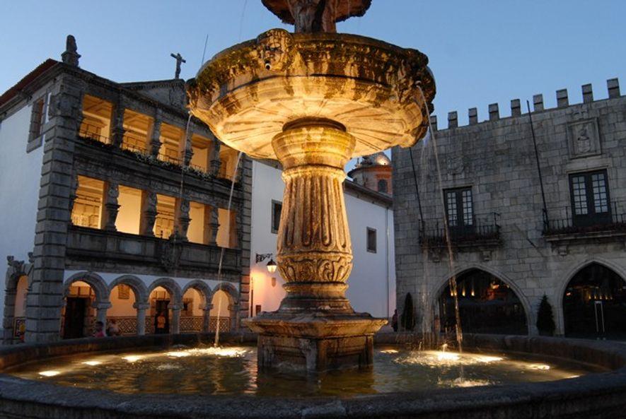 Praça da República, Viana do Castelo