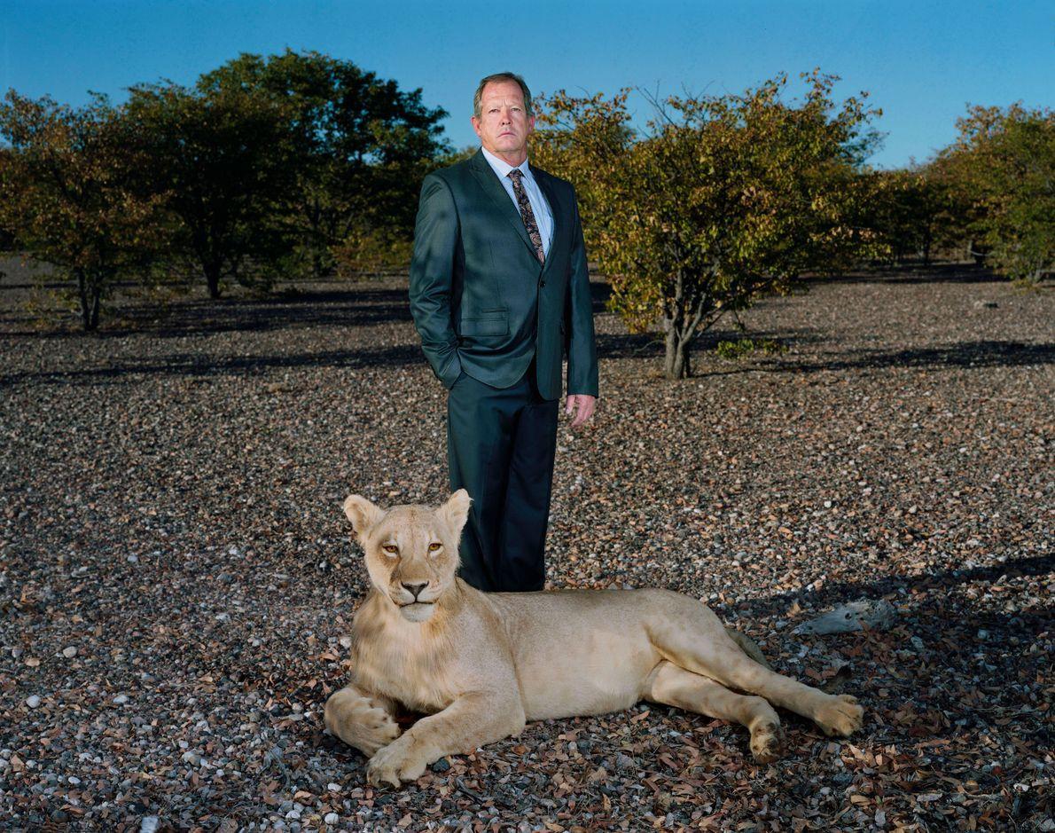 Animais mortos em caça furtiva