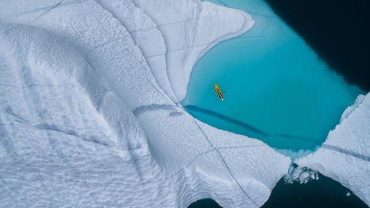 22 Imagens Inspiradoras das Aventuras Geladas na Gronelândia