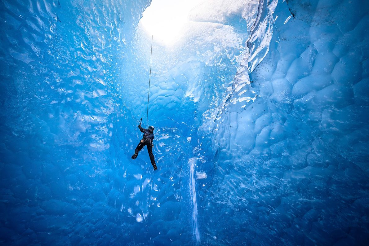 21 Aventuras Únicas no Gelo: Juneau, Alasca