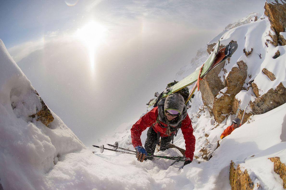 21 Aventuras Únicas no Gelo: Floresta nacional San Juan, Colorado