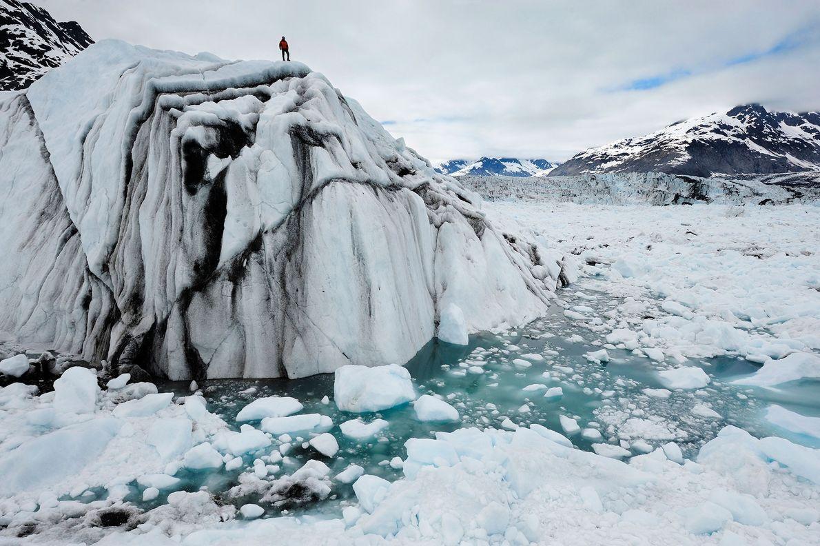 21 Aventuras Únicas no Gelo: Glaciar Columbia, Alasca