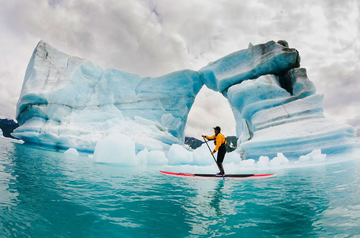21 Aventuras Únicas no Gelo: Parque Nacional dos Fiordes de Jneua, Alasca